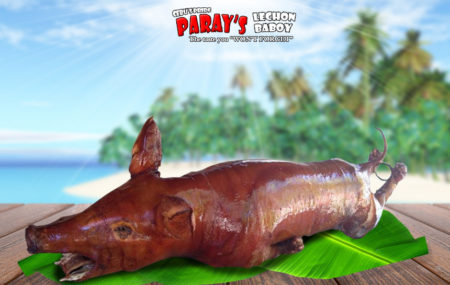 Summer isn't over yet! Hit the beach with your Favorite Paray's Lechon! For Orders, Call Us @ (032) 416-0477 or Order Online using your Debit/Credit Card.